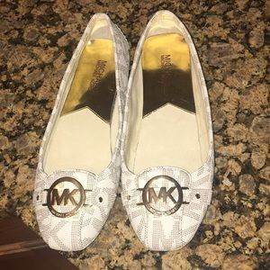 Michale Kors flats shoes slip on size 8 NWOT